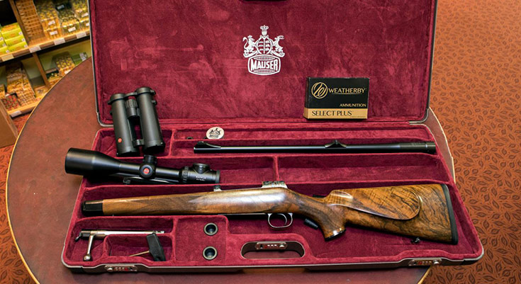 armurerie evrard présentation fusils