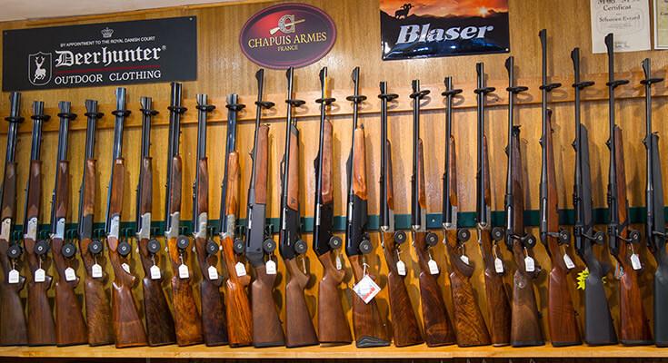 armurerie evrard les carabines