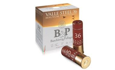VALLE STEEL 36 MAGNUM EXTRA VELOCITY